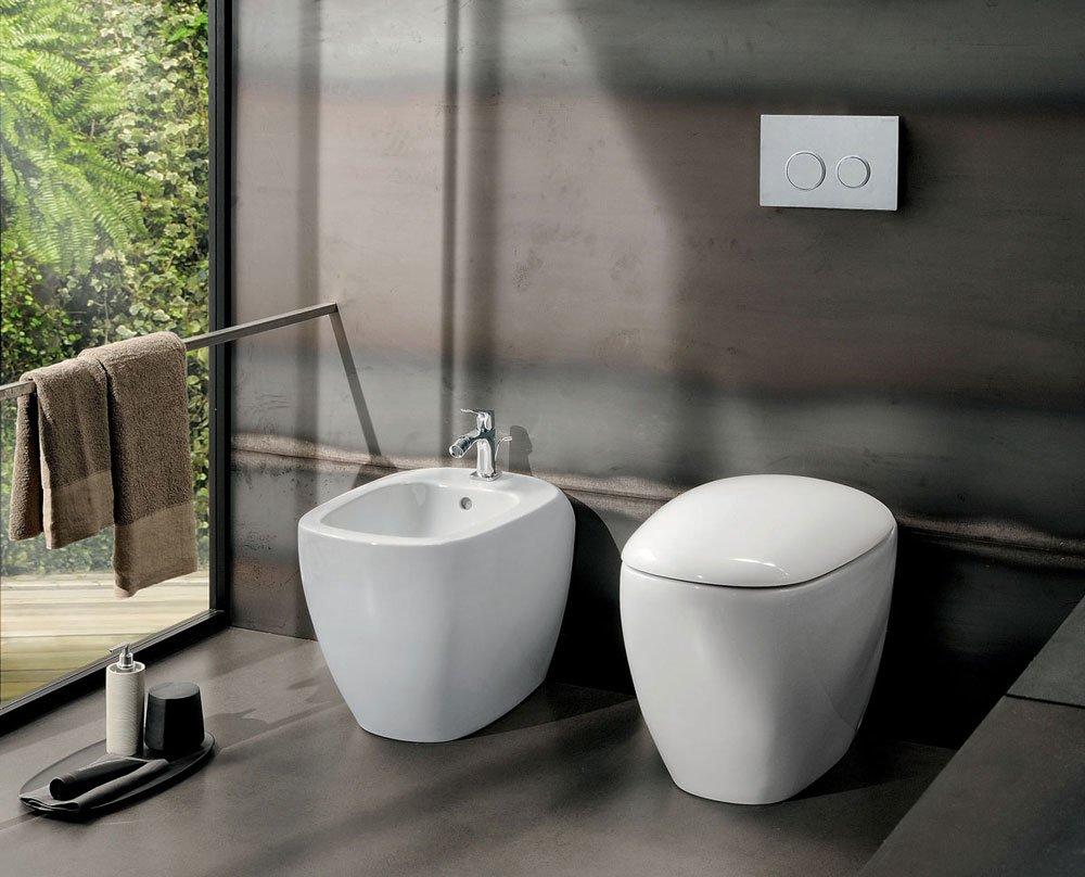 Wc e bidet wc e bidet citterio da pozzi ginori - Vasche da bagno pozzi ginori ...