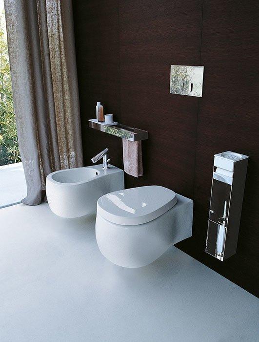 Agape wc und bidets wc und bidet pear designbest for Agape accessori bagno