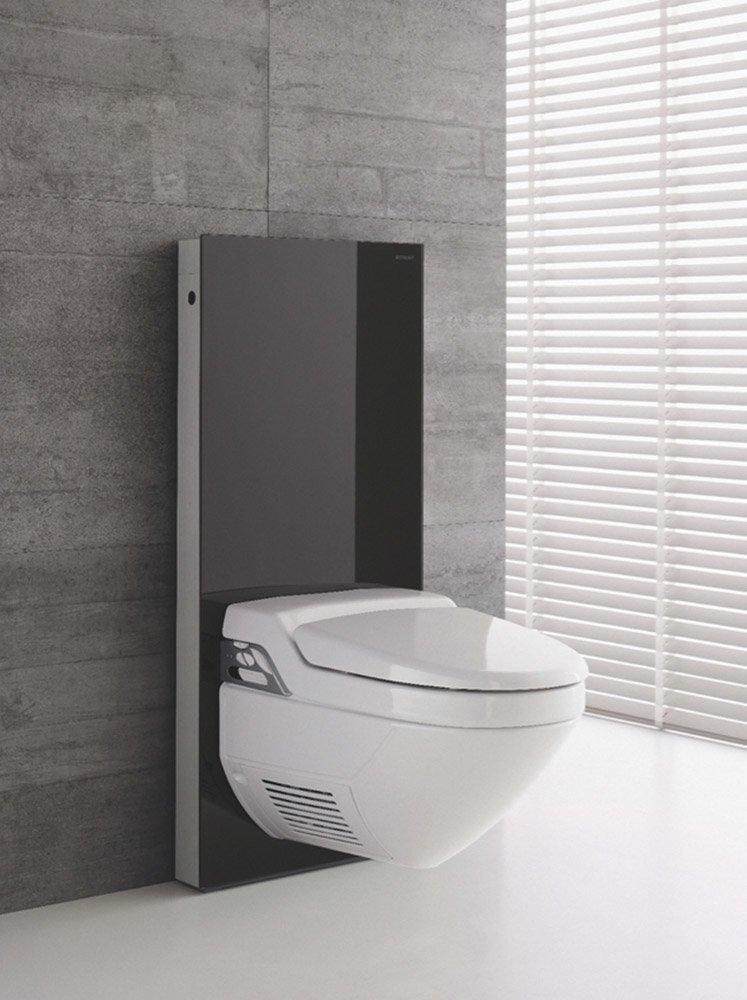 wc e bidet wc e bidet aquaclean 8000 plus da geberit. Black Bedroom Furniture Sets. Home Design Ideas