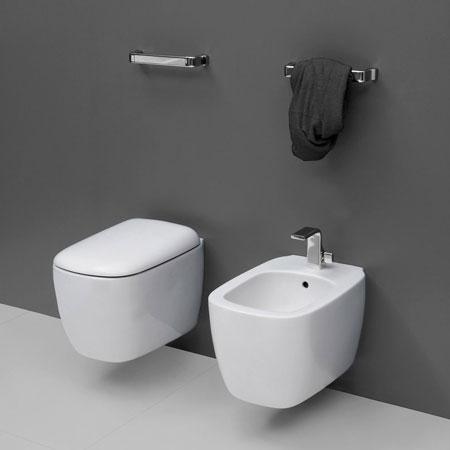 WC et bidet Monò