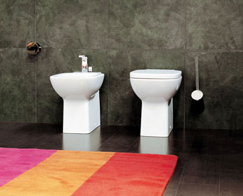 Wc and bidet Sprint