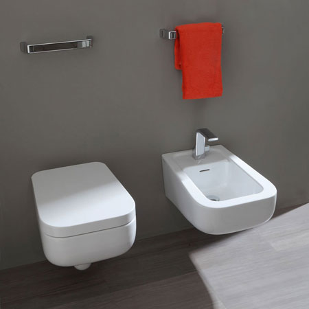 Wc and bidet Como