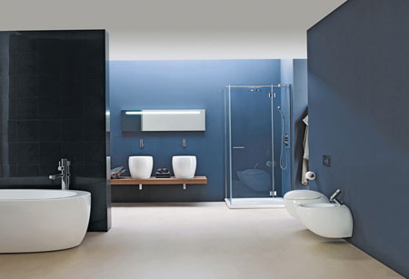WC und Bidet Alessi One [c]