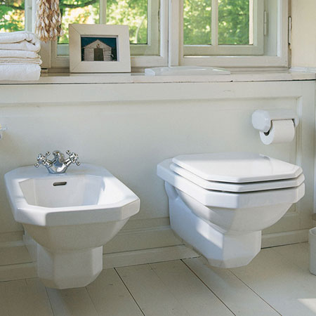 Wc and bidet Serie 1930