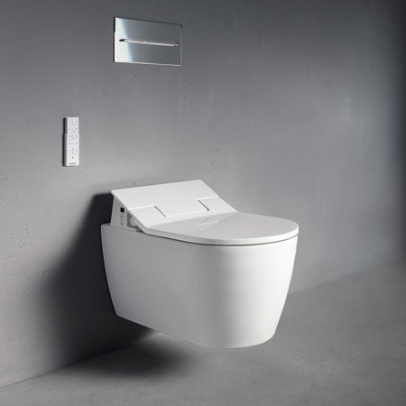 Wc and bidet SensoWash® Slim
