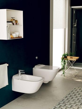 WC und Bidet Nauha