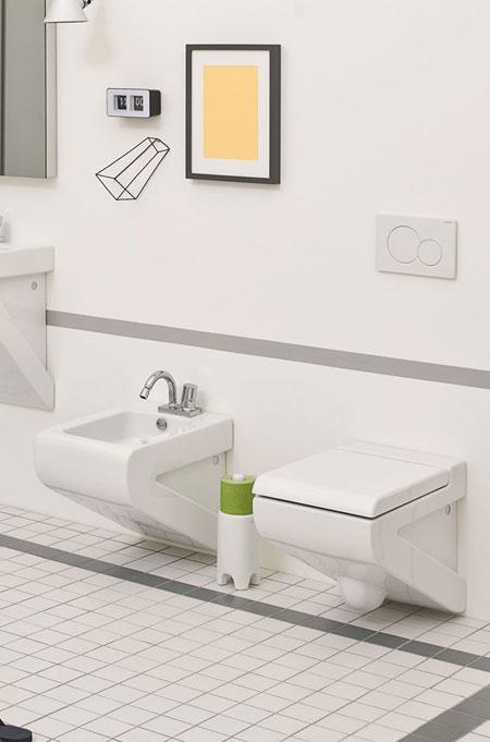 WC und Bidet La Fontana [b]