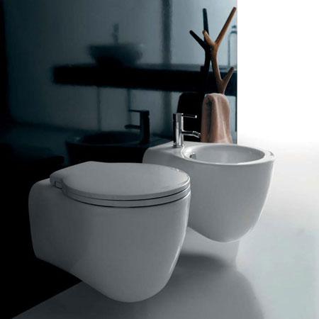 WC e bidet Ergo