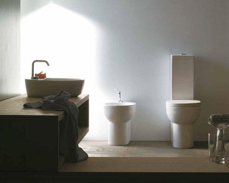 WC e bidet M2