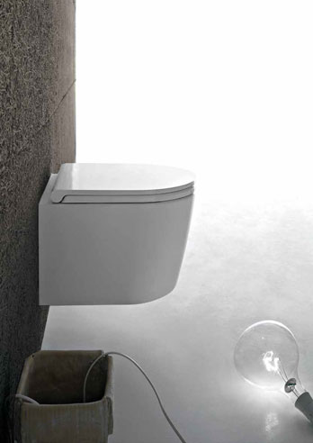 WC and bidet Forty3