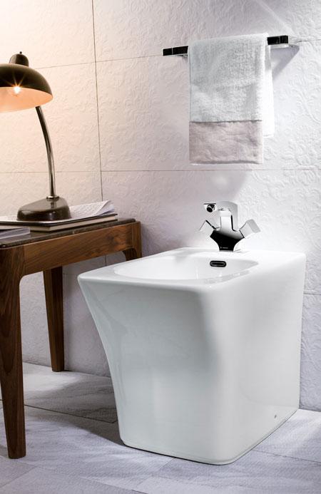 WC e bidet Essenza