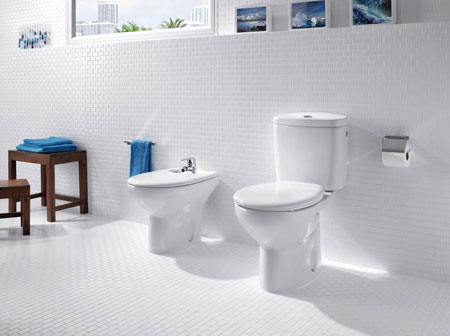 WC und Bidet Neo Victoria