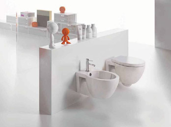 Wc e bidet Easy Bath