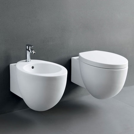 Wc and bidet Le Giare