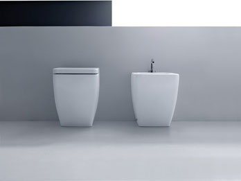 Wc and Bidet Ego