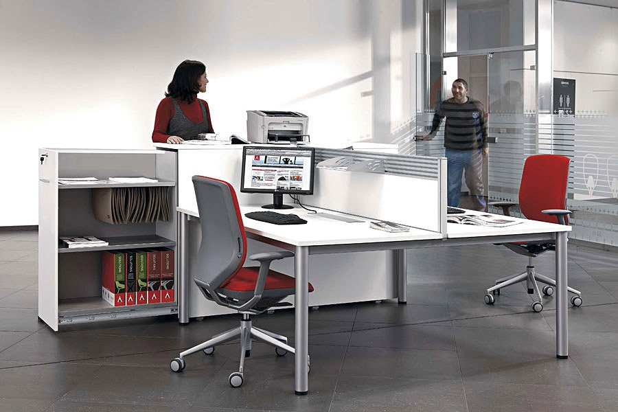 workstations workstation cool e100 by actiu