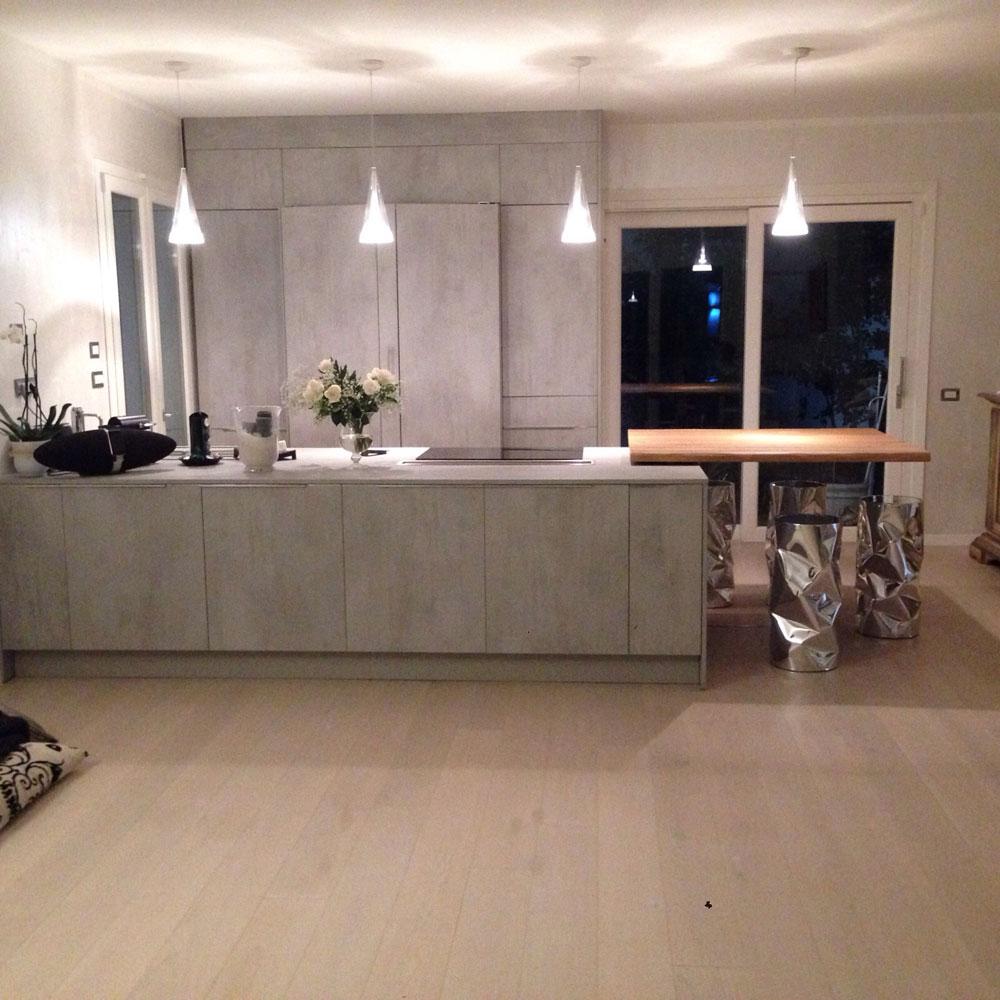 Progettazione su misura di una cucina