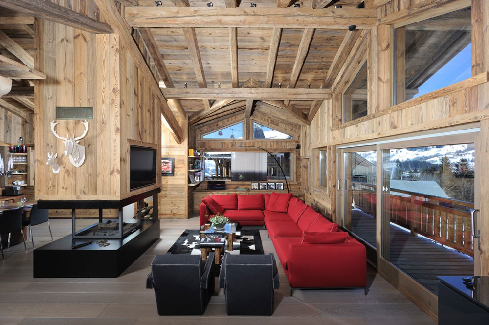 Chalet in Megève
