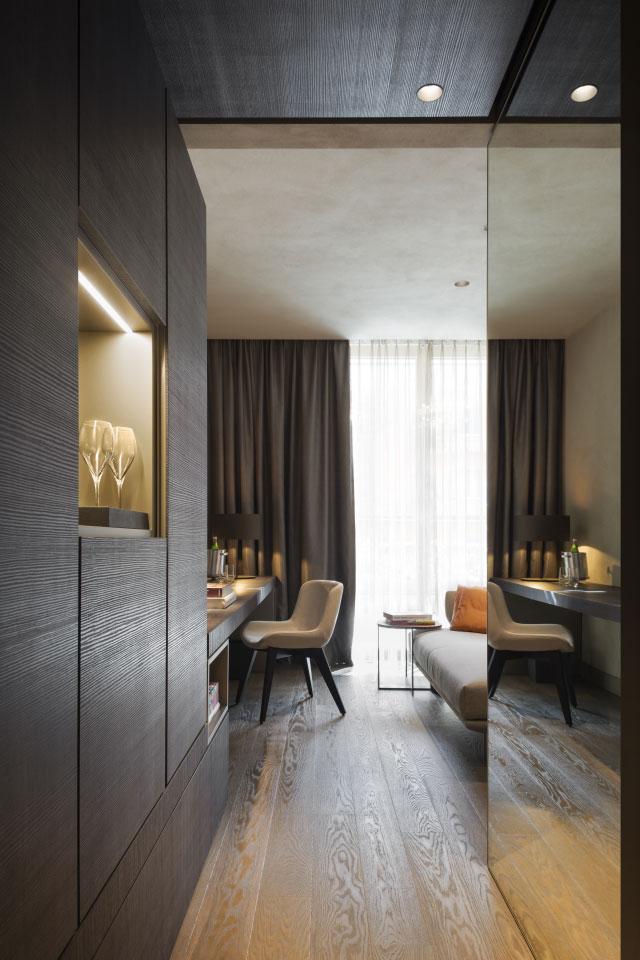 La luce 'su misura' per il nuovo Hotel VIU