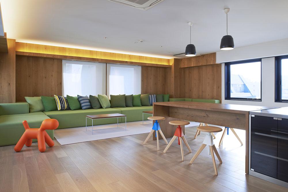 Office in Tokyo