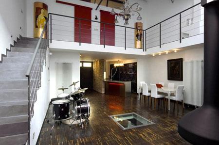 A Milano, da fabbrica abbandonata a loft per abitare