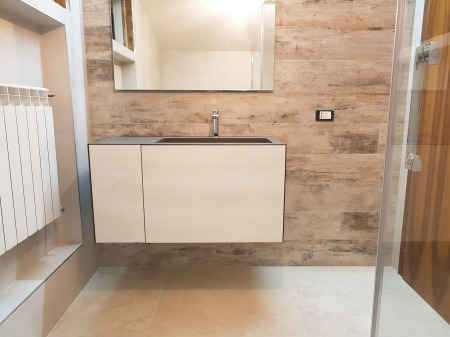 Progetti ristrutturazione interni e restyling ambienti designbest - Miele arredo bagno salerno ...