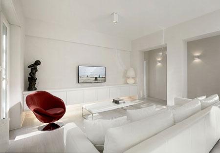 The P apartment