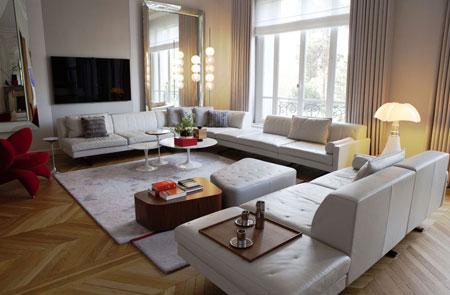 A Haussmann apartment