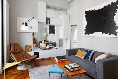 Marais - 40 m2 flat in Paris 3ème