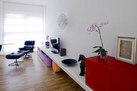 ROS apartment