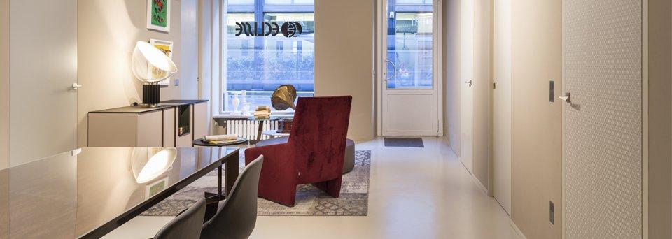 Showroom eclisse milano milano mobili e arredamento for Showroom milano arredamento