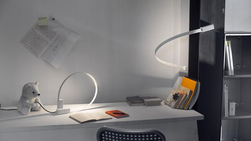 Fluida lamp