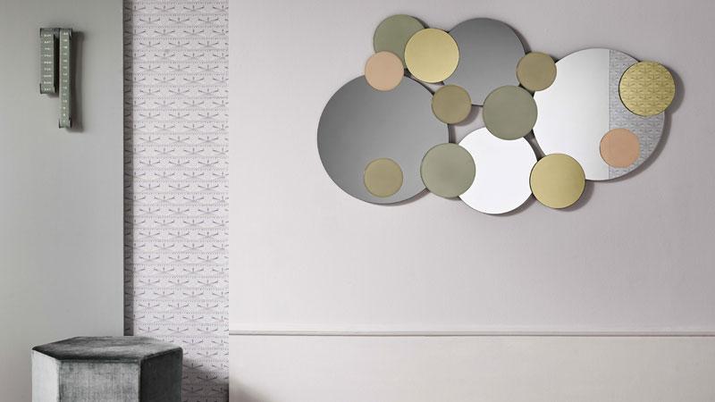 Miroir Atomic en version horizontale