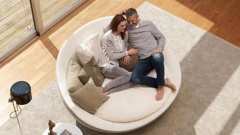 Sofa Lacoon Island