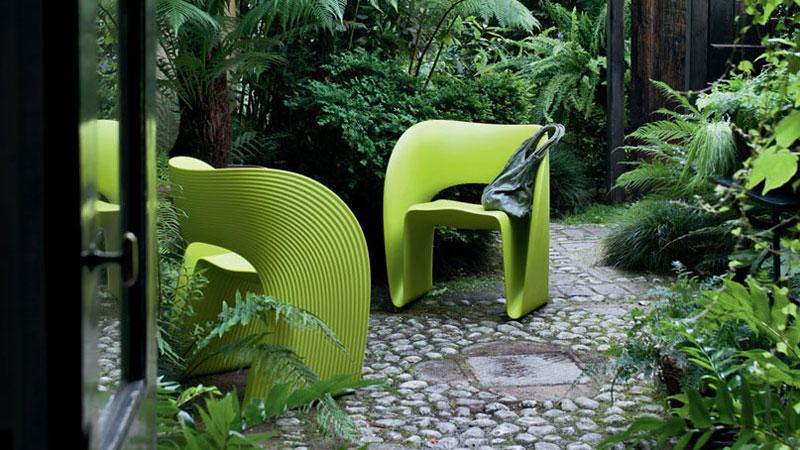 Kleiner Sessel Raviolo