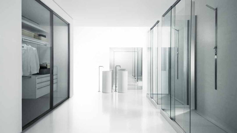 Anthea sliding door system