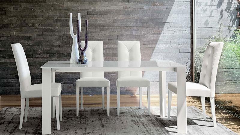 tavolo saturno 160 - sedie zurigo