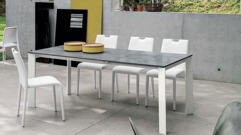 tavolo saturno 130 - sedie friburgo