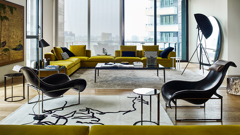 b b italia mobiliers design et contacts designbest. Black Bedroom Furniture Sets. Home Design Ideas