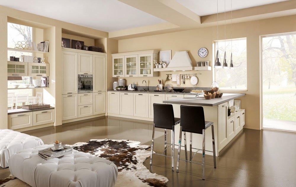 ... trovare la soluzione. Mobili per cucina: Cucina Ontario [b] da Stosa