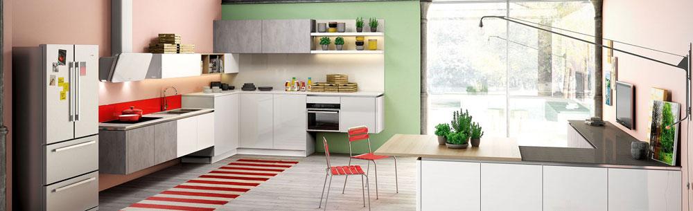 Mobili Per Cucina: Cucina B-50 [E] da Berloni