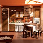 Cucina crete senesi a da zappalorto designbest for Delta cucine trento