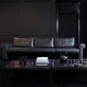Divano hamlet da swan italia designbest for Divano boston mondo convenienza