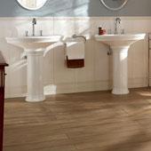 Miscelatori: Lavabi bagno decorati old england