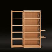 Bookcase Jupiter