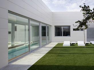 porte finestre per interni