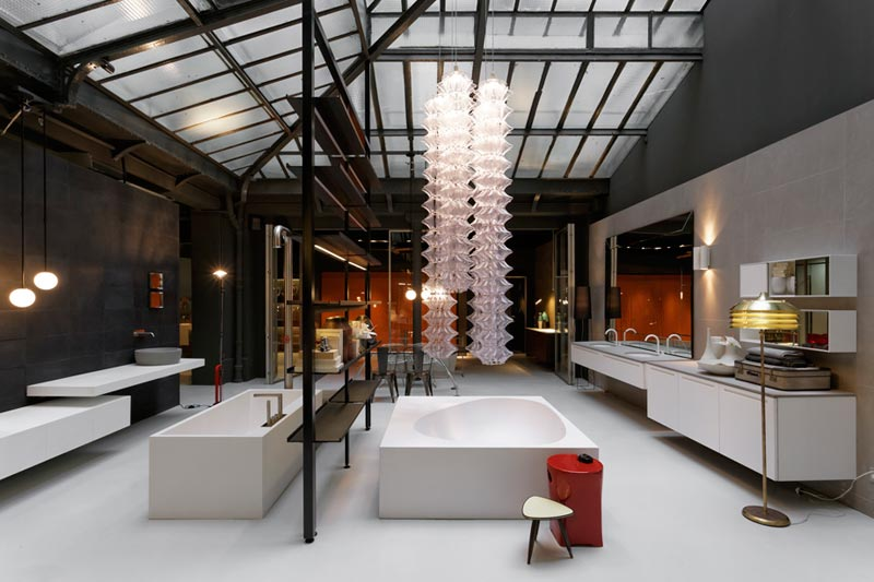 Boffi Bains Paris Designbest - Salle de bain boffi