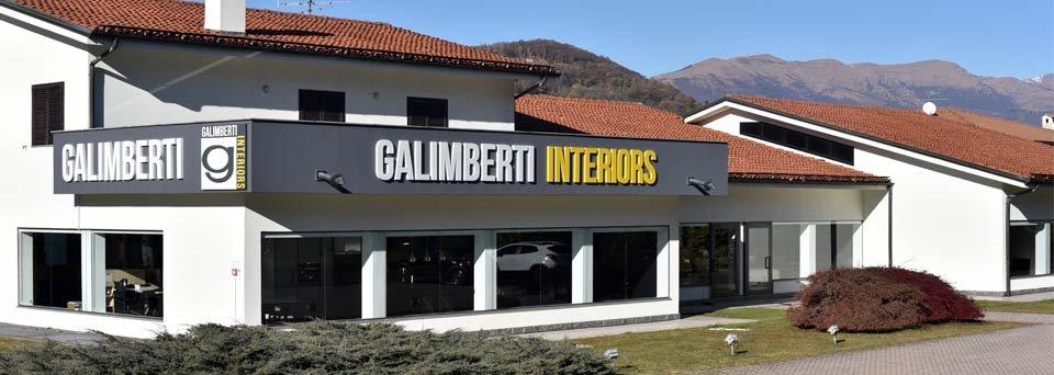 Galimberti arredamenti negozio a marchirolo for Galimberti arredamenti
