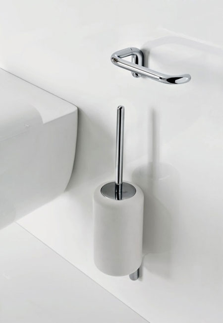 Toilet brush holder Goccia