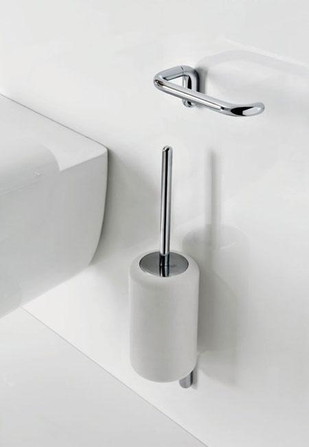 Toilettenbürstenhalter Goccia